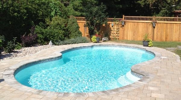 Exceed Fiberglass Pools